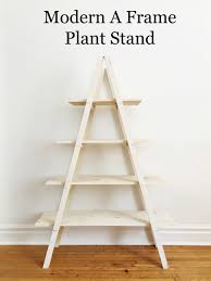 plant stand frame plant stand diy plansa plans projects free for