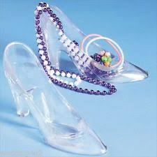 glass slipper party favor cinderella wedding favors ebay