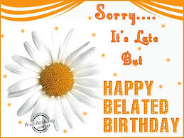 birthday thanksgiving message belated birthday pictures images photos