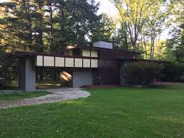 historic frank lloyd wright house goes up for sale in cleveland
