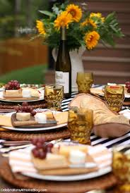 Elegant Dinner Party Menu Best 25 Al Fresco Dinner Ideas On Pinterest Fall Dinner Parties