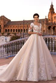 wedding gown designs beautiful wedding dresses from the 2017 design collection