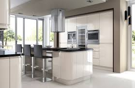 modern kitchen designs slab and shaker doors cannadines kitchens