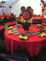 Mickey Mouse Center Pieces 13 Best Mickey Mouse Theme Party Images On Pinterest Theme