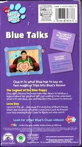 blue talks blue u0027s clues wiki fandom powered wikia