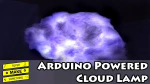 how to make a cloud light learn how to make an arduino powered led cloud l using adafruit