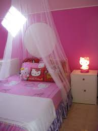 Kids Room Hello Kitty Theme Kids Bedroom Ideas With Kitty Bed As