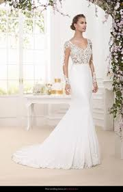 wedding dress with sleeves wedding dress sleeves csmevents