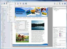 resume builder program quick n easy web builder windows screenshot