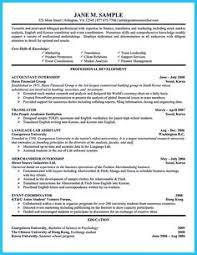 Part Time Job Resume Objective by Good Resume Examples For College Students Sample Resumes Http