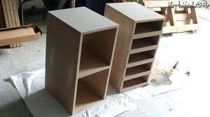 faire un bureau en bois faire un bureau en bois fabriquer bureau bois on decoration d