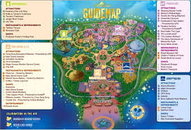 printable map disneyland paris park disneyland park map plus map disneyland paris park map pdf 2015 131