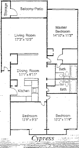 windrush village apartments floor plans