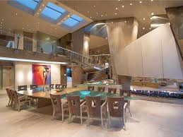 Mansion Dining Room Step Inside The 60 Million Mansion Of Qualcomm Co Founder Andrew