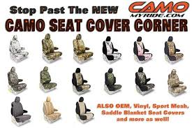cover king camouflage seat covers custom camo seats camoulage