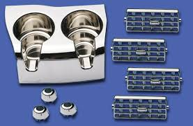 kenworth parts and accessories interior chrome kit dieters