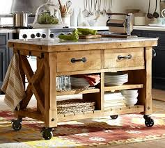 Repurposed Kitchen Island Ideas Pottery Barn Wood Repurposed Kitchen Island Pottery Barn Island