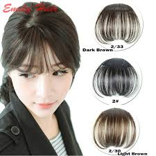 hair clip poni 23 best bangs images on fringes sweeping bangs and