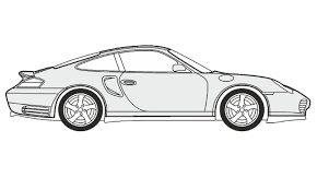 porsche turbo logo how to draw a porsche 911 turbo как нарисовать porsche 911 turbo