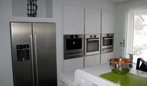 cuisine metz cuisine blanche mur 3 cuisine am233nag233e r233alisations