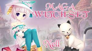 maga witch set nell trailer pangya celebrity youtube