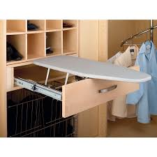 fold away furniture shop rev a shelf pull out ironing board at lowes com