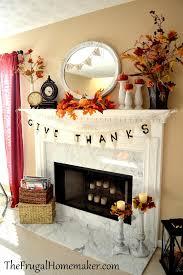 burlap thanksgiving banner 20 fall decor ideas