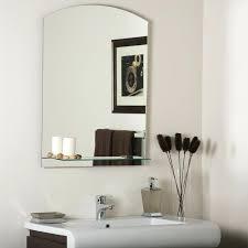 frameless wall mirror large frameless wall mirror infinity