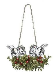 mountain meadow christmas kissing ball новогодний декор