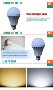 Remote Controlled Light Fixture by Best Price Fashionable E17 3w Magic Bulb Rechargeable Led