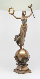 Greek God Statues Victoria Goddess Of Victory Nike Roman Rome Greek Mythology
