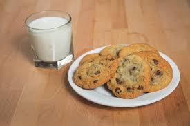 chocolate chip cookies milk 59west