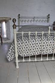 classic victorian king size brass and iron bed 238403