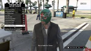 halloween h20 mask for sale gta 5 mask store location youtube