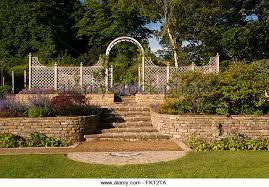 Trellis Arches Garden Garden Trellis Arch Stock Photos U0026 Garden Trellis Arch Stock