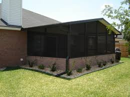 Outdoor Screen House by Outdoor Screen Enclosure Home Design By Fuller