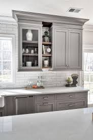 are grey cabinets out of style 25 ways to style grey kitchen cabinets grey kitchen