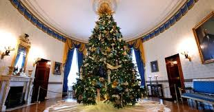 does obama deserve 54 white house trees and a trip to