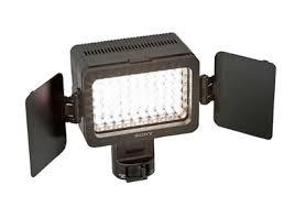 sony hvl le1 handycam camcorder light sony hvl le1 video light digitalrev
