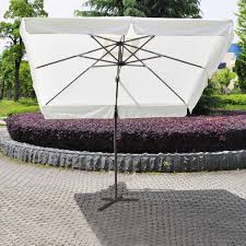 10 Patio Umbrella Convenience Boutique Outdoor 10 Patio Umbrella 360 Rotatable