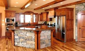 knotty hickory cabinets kitchen hickory cabinets hickory kitchen cabinets creative on with rustic