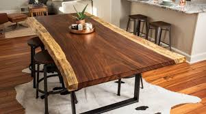 Acacia Wood Dining Room Furniture Acacia Wood Dining Table Care Dining Table Set