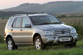mercedes benz ml class w163 1998 car review honest john