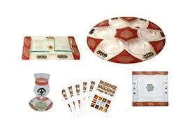 buy seder plate buy passover pesach seder package deal 13 pieces seder plate by