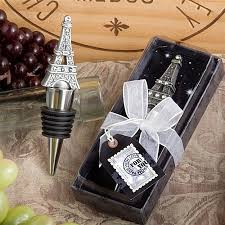 eiffel tower favors from with collection eiffel tower wine bottle stopper