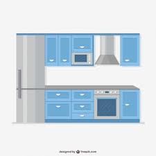 telecharger cuisine meubles de cuisine réaliste télécharger des vecteurs gratuitement