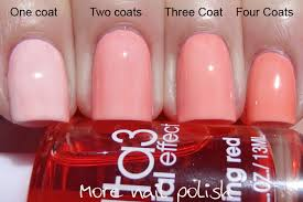 ulta3 watercolour swatches review and nail art more nail polish