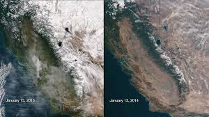 california drought map january 2016 california s drought situation in pictures what a difference one