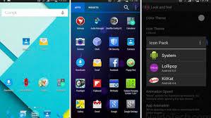 theme nova launcher android nova launcher v3 2 apk 5 0 lollipop design download install