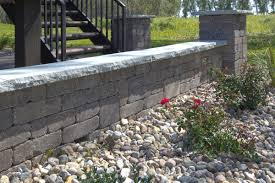 Recon Walls by Lakeland Rochester Concrete Products